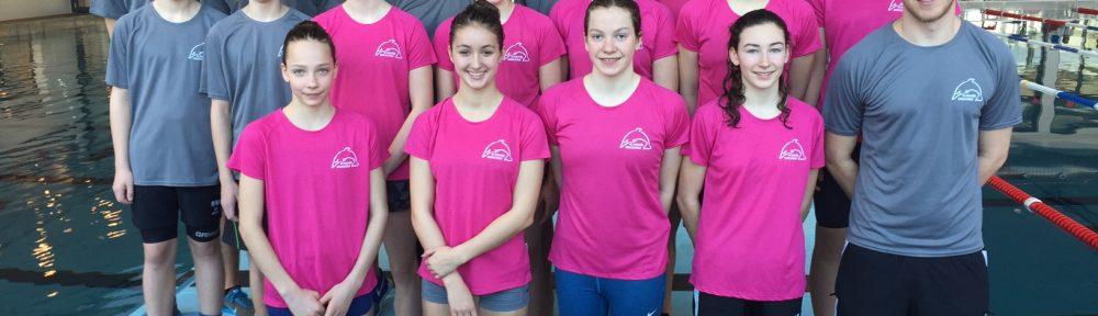 Delphin-Team: Landesliga 2017