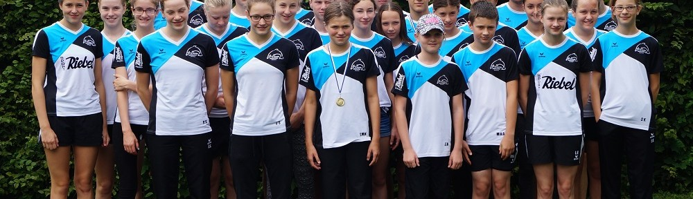 Teilnehmer an den bayerischen Jahrgangsmeisterschaften 2016
